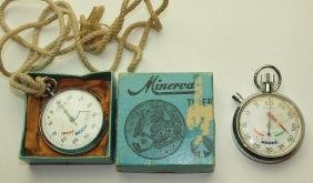 Minerva and Rocar Yachting timers
