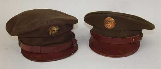 2-WWII US military uniform hats ee14512a978