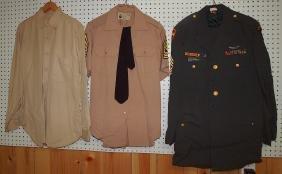 US Military Vietnam lot of uniforms