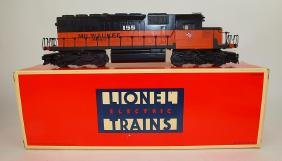 Lionel Milwaukee Road SD-40 with rail sounds II train
