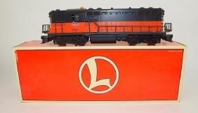 Lionel Milwaukee Road GP-9 Diesel, #6-18866 train