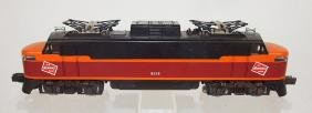 Lionel Milwaukee Road #8558 train engine