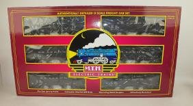 MTH freight car set of 6