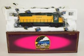 MTH GP40 Diesel train engine
