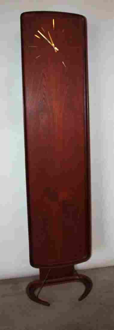 Houmand-Olsen Danish mid century modern teakwood tall