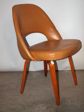 Knoll Saarinen mid century modern executive side chair,