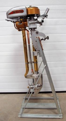 1939 Neptune 1 1/2 HP fully restored outboard motor and