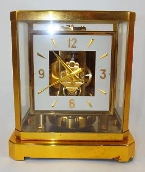 LeCoultre Atmos clock, 15 jewel