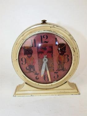 "Black America ""Amos and Andy"" alarm clock"
