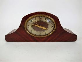 Revere electric mantle clock