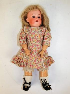 """A&M bisque head doll A 5/0 11"""""""