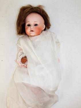 "Japenese Hilda Nippon bisque head doll, 15"""