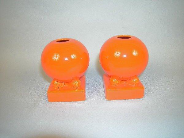 507: Fiesta Bulb Candle Holders