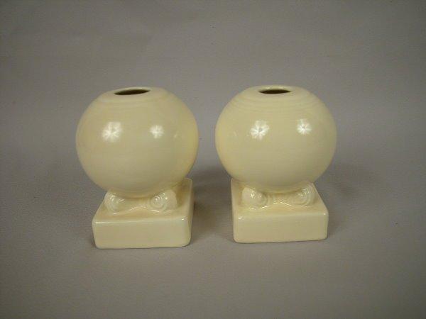 509: Fiesta Bulb Candle Holders