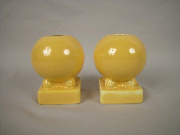 512: Fiesta Bulb Candle Holders