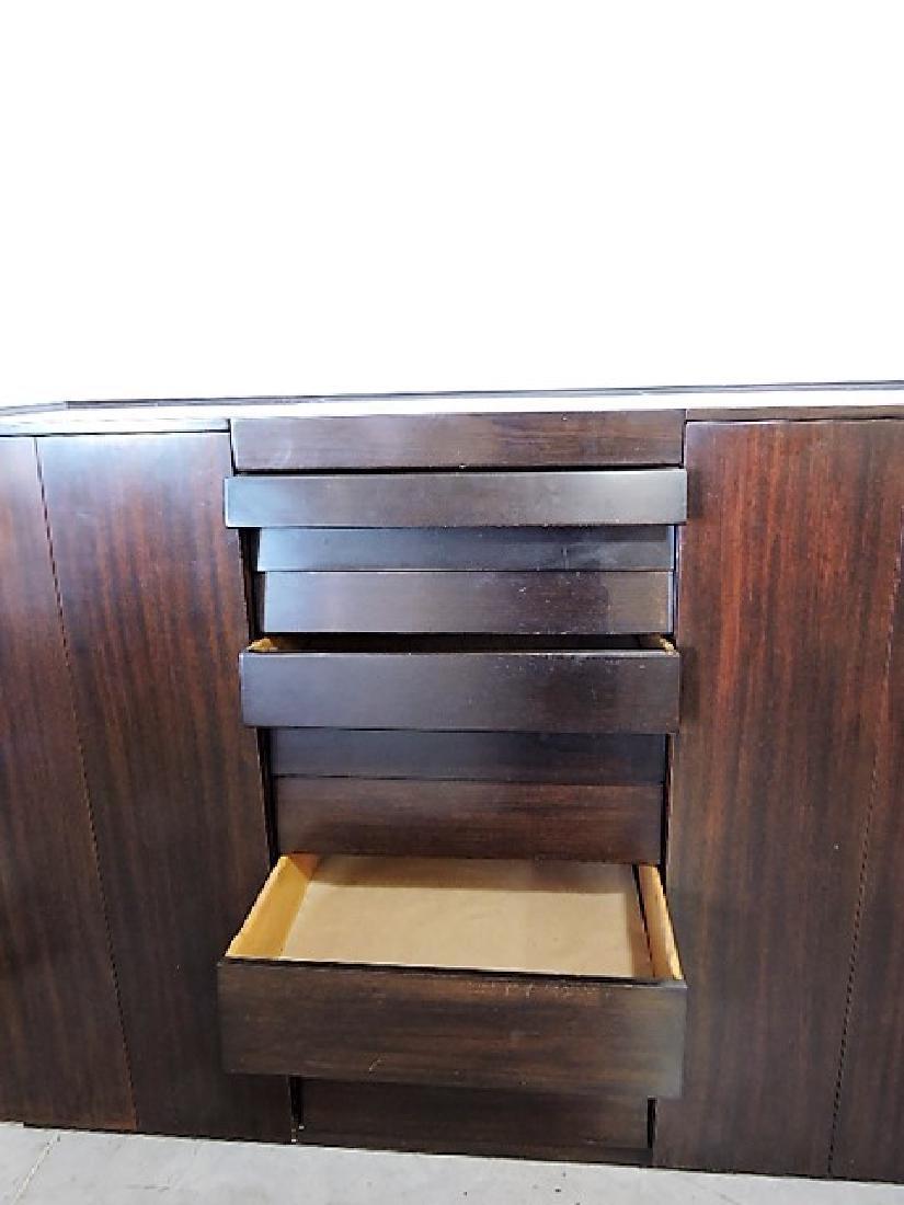 Dunbar Mid Century Modern 3 pc bedroom suite, dresser - 3