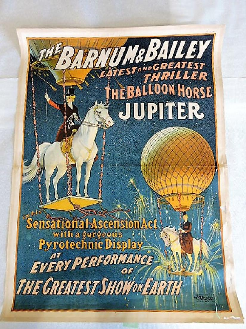 "The Barnum & Bailey ""Latest and Greatest Thriller the - 2"