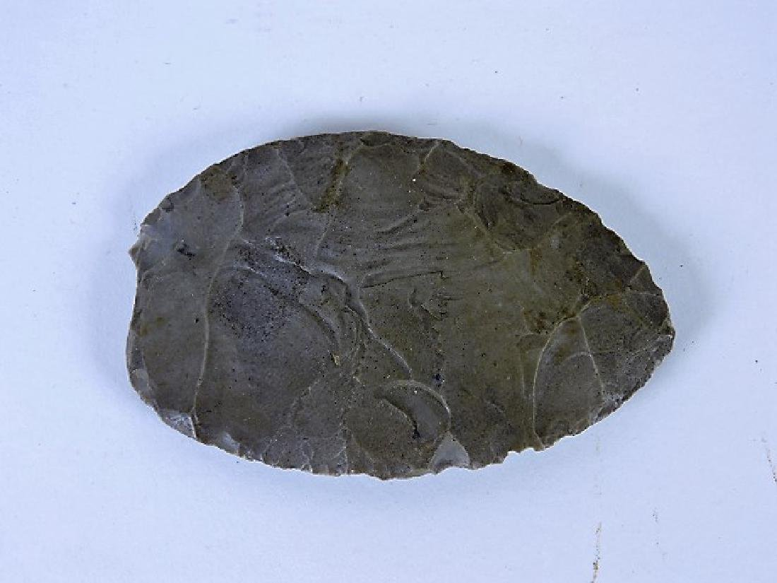 "Indian artifact cache blade, 5"""
