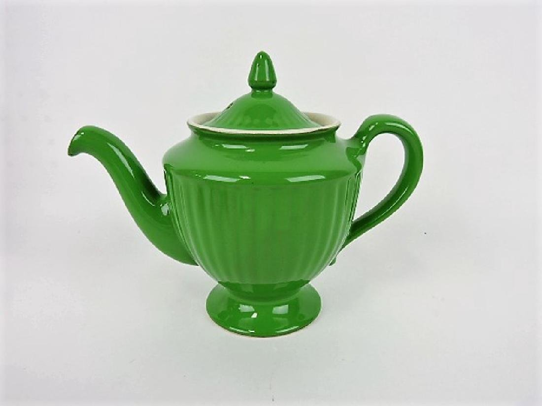Hall China teapot, Los Angeles, 8 cup