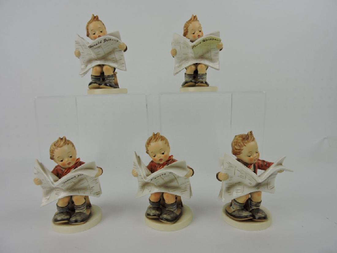 "Hummels lot of 5- Latest News #184 ""Herald"