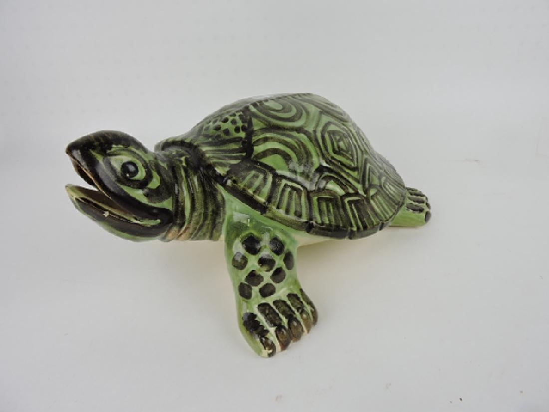 """Brush McCoy large turtle, 16"""""""