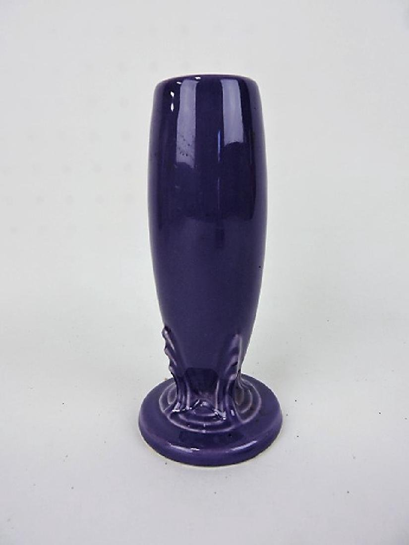 Fiesta Post 86 lilac bud vase