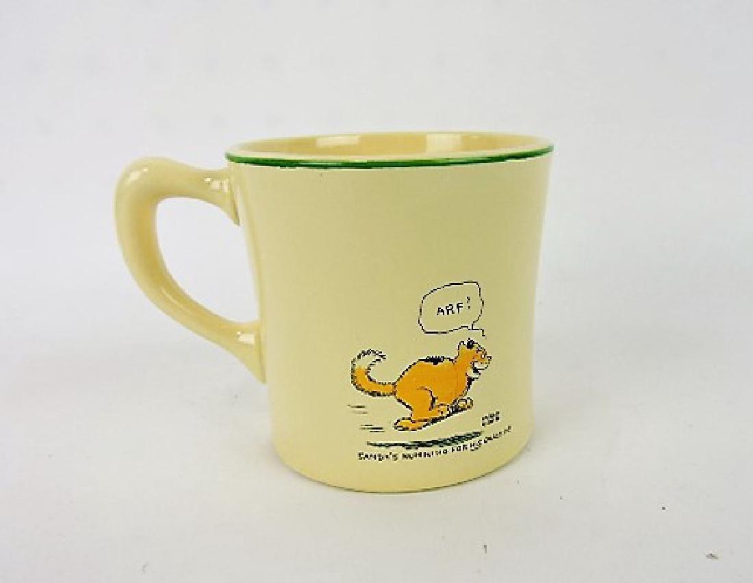 Fiesta Vintage Orphan Annie Ovaltine mug - 2