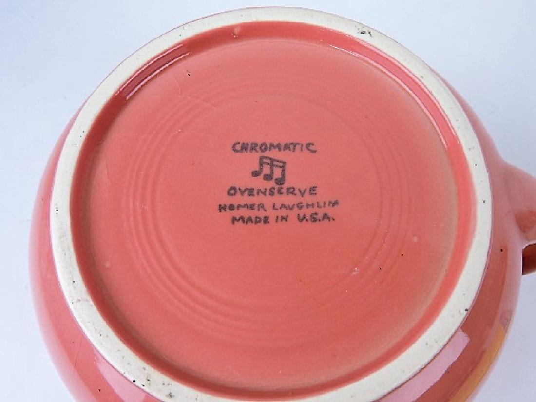 Homer Laughlin Oven Serve Chromatic jug - 2