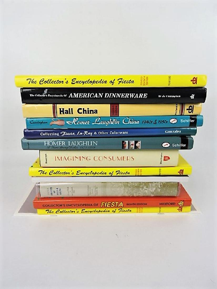 Fiesta lot of reference books and others