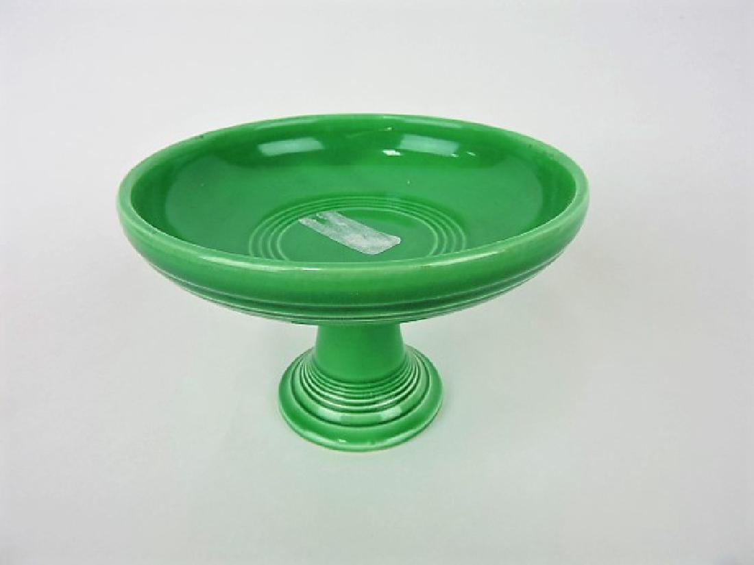 Fiesta Sweets Compote, green, nick, marked HLC