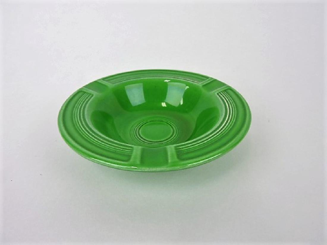 Fiesta ashtray, medium green