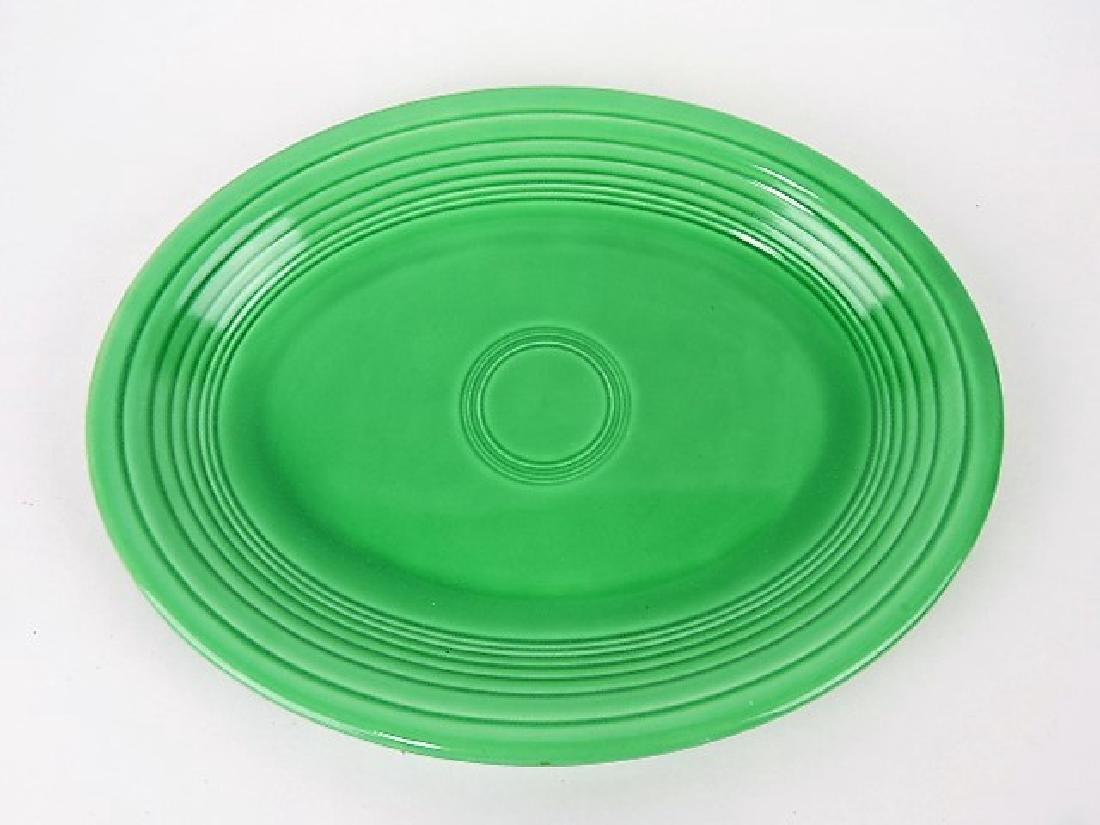 Fiesta platter, green