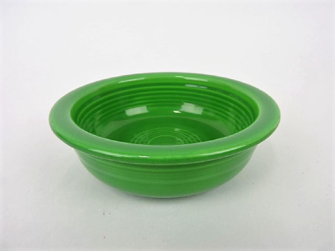 "Fiesta 5 1/2"" fruit bowl, medium green"