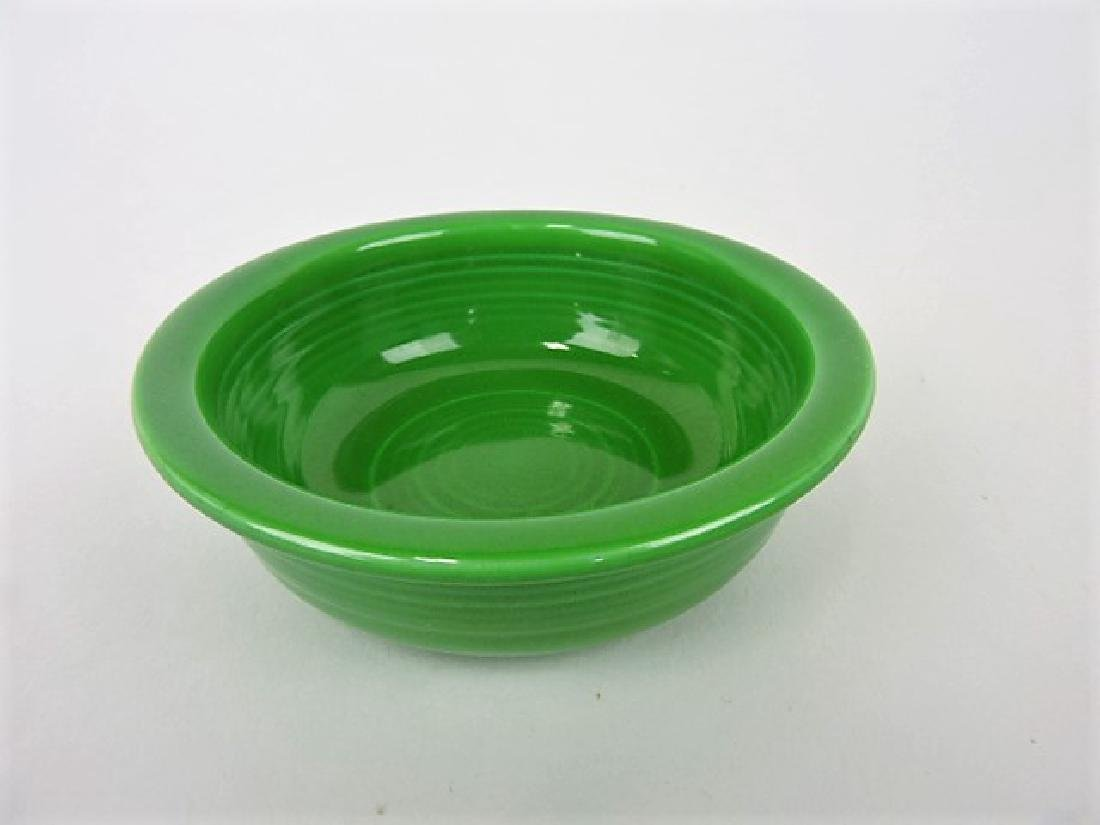 "Fiesta 4 3/4"" fruit bowl, medium green"