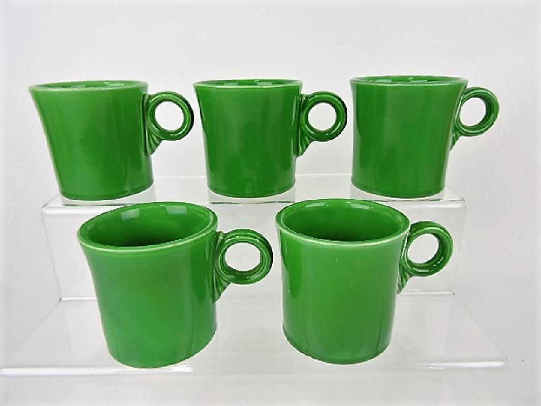 Fiesta mug, 5 medium green