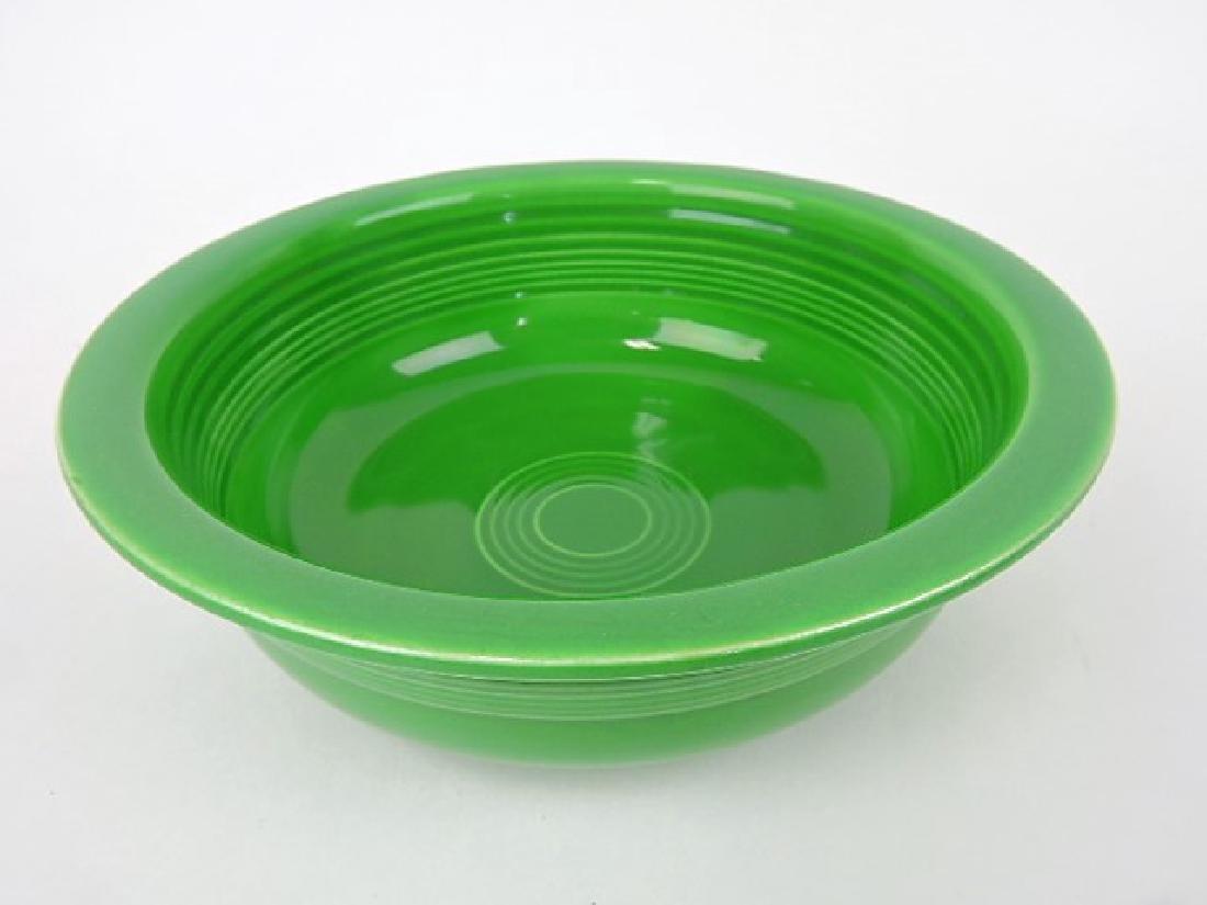 Fiesta 8 1/2 nappy bowl, medium green