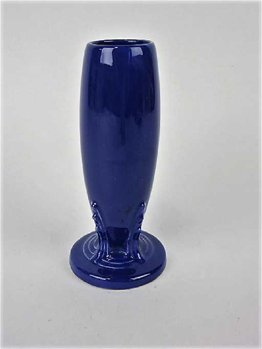 Fiesta Bud Vase Cobalt