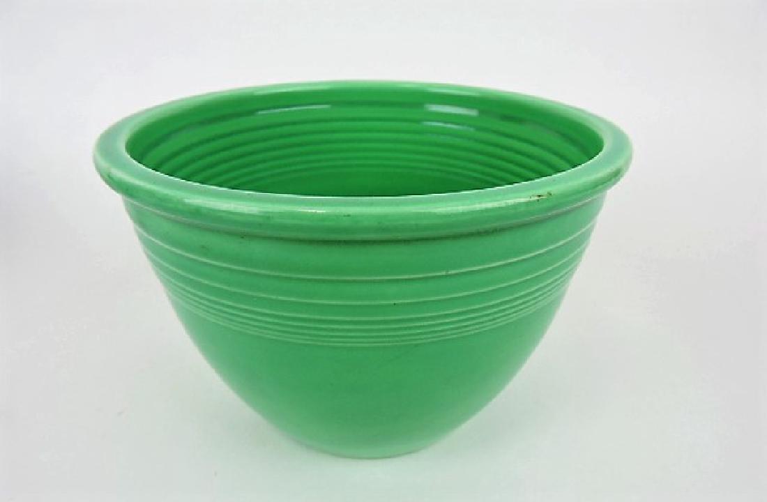 Fiesta #3 mixing bowl, green