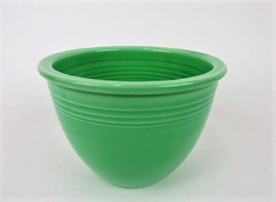 Fiesta #1 mixing bowl, green