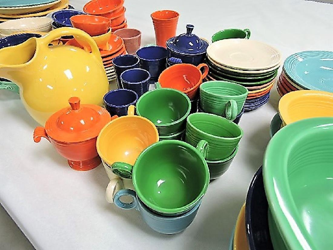 Fiesta and related lot of 125 pieces - 2