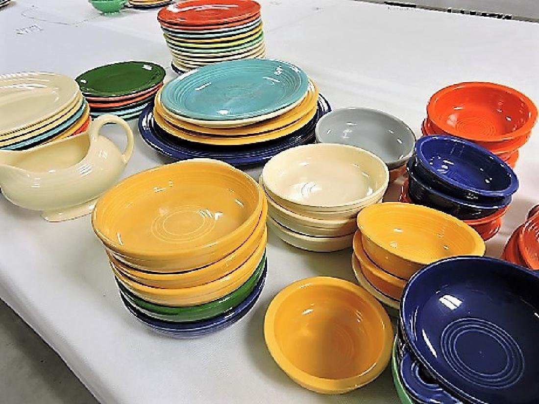 Fiesta and related lot of 125 pieces - 3