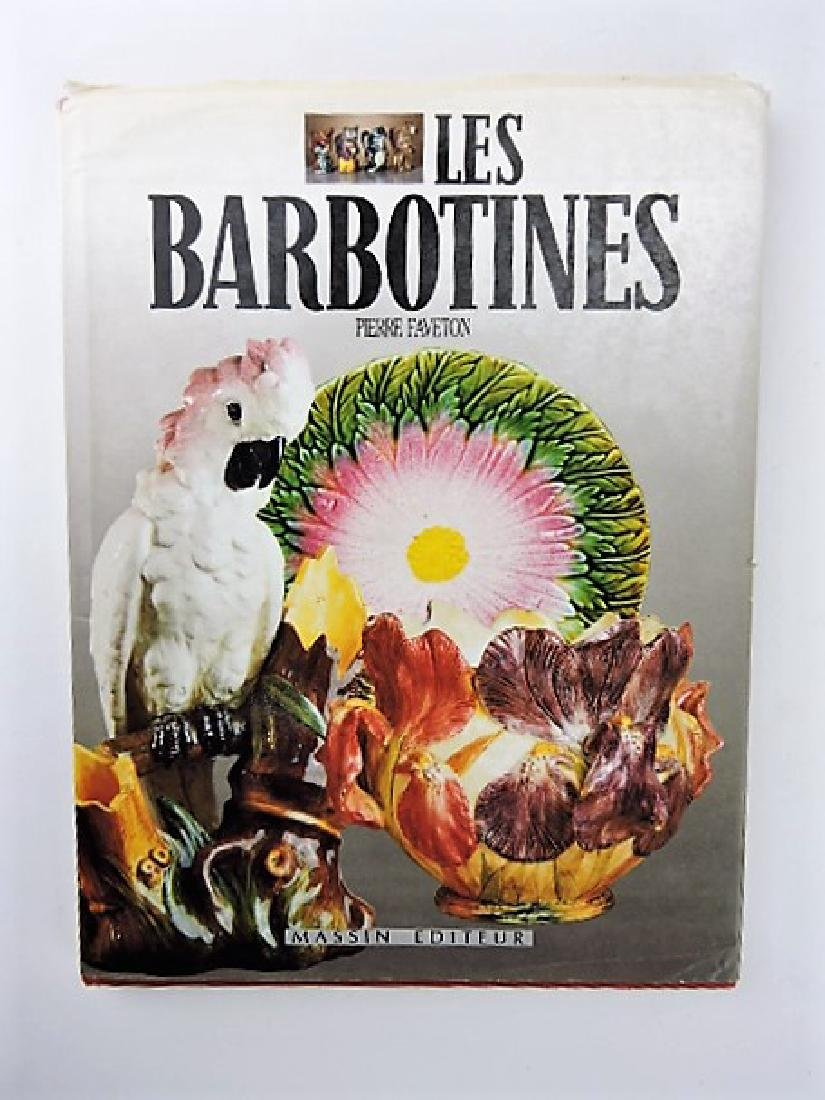 Majolica Les Barbotines reference book