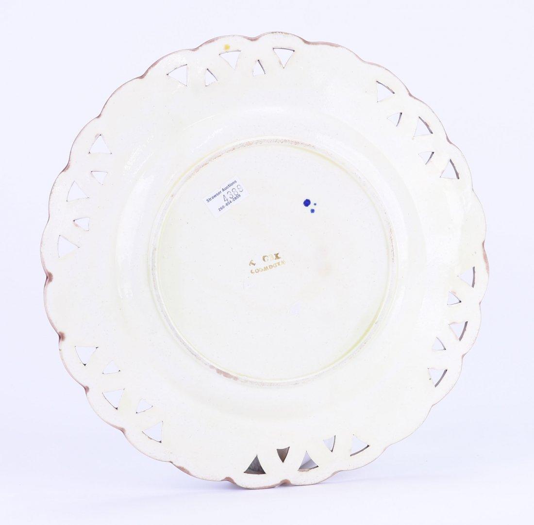 Wedgwood Majolica Dessert Plate Designed by - 4