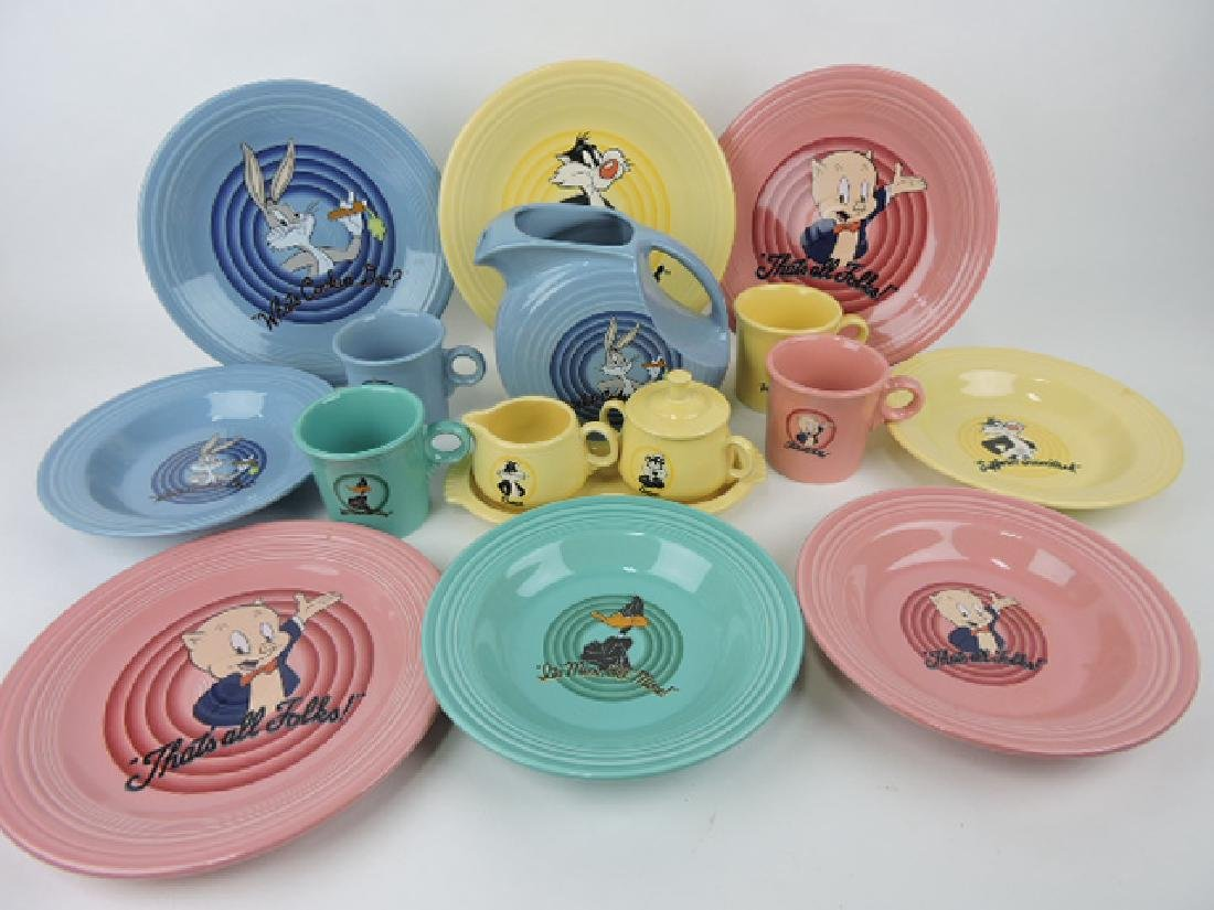 Fiesta Post 86 Looney Toons lot of