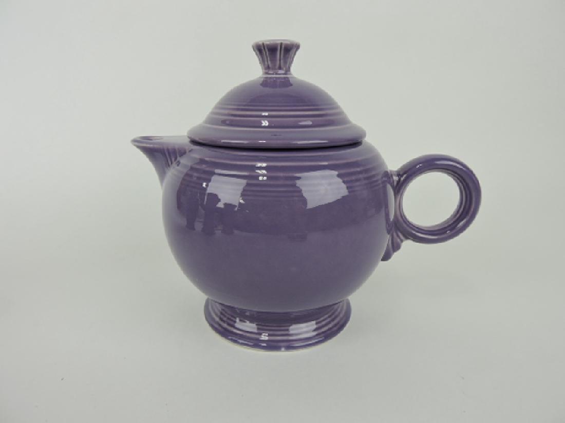 Fiesta Post 86 lilac teapot