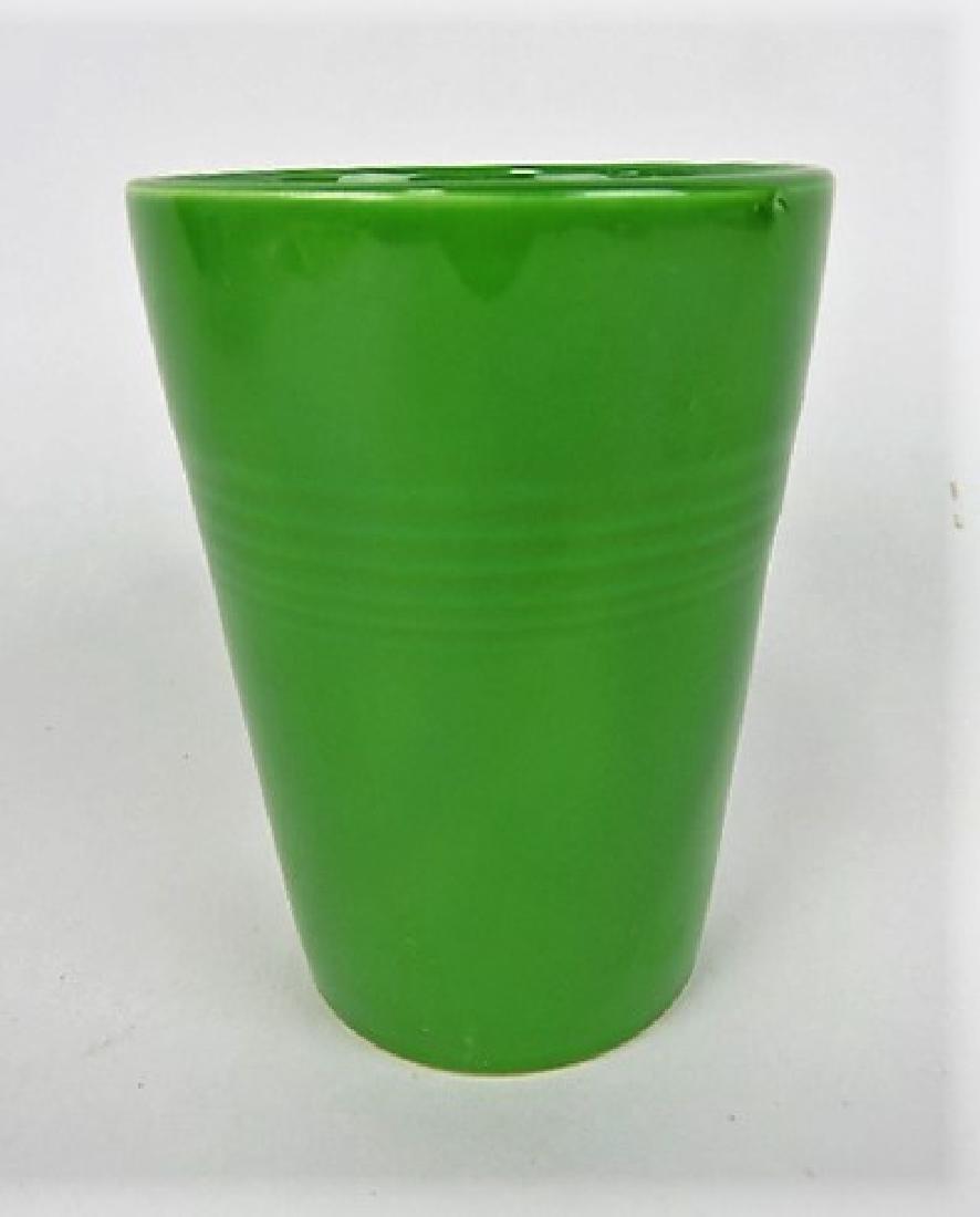 RARE Fiesta Harlequin medium green water