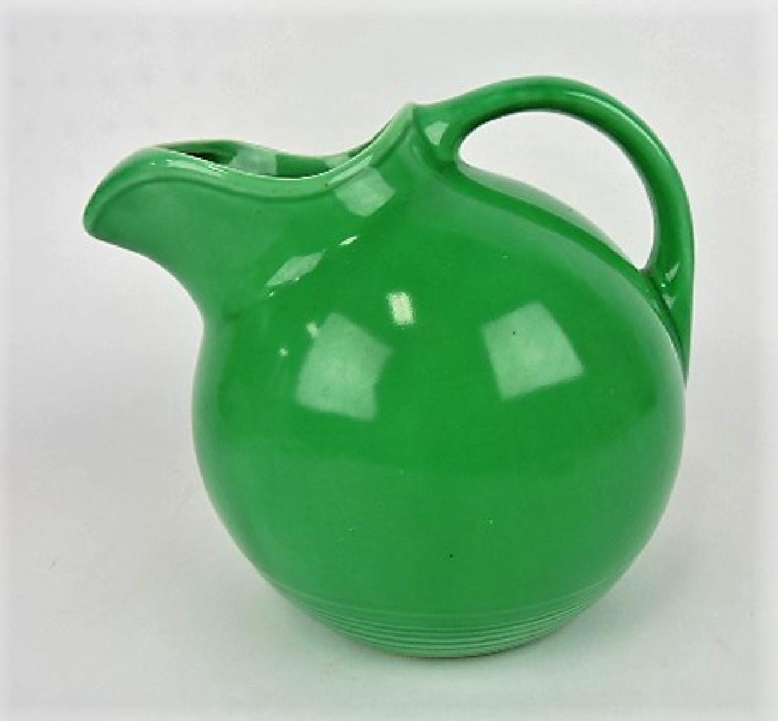 Fiesta Harlequin service water pitcher,