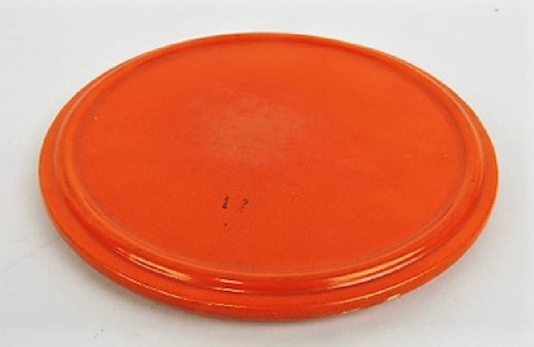 Fiesta Kitchen Kraft stack lid, red