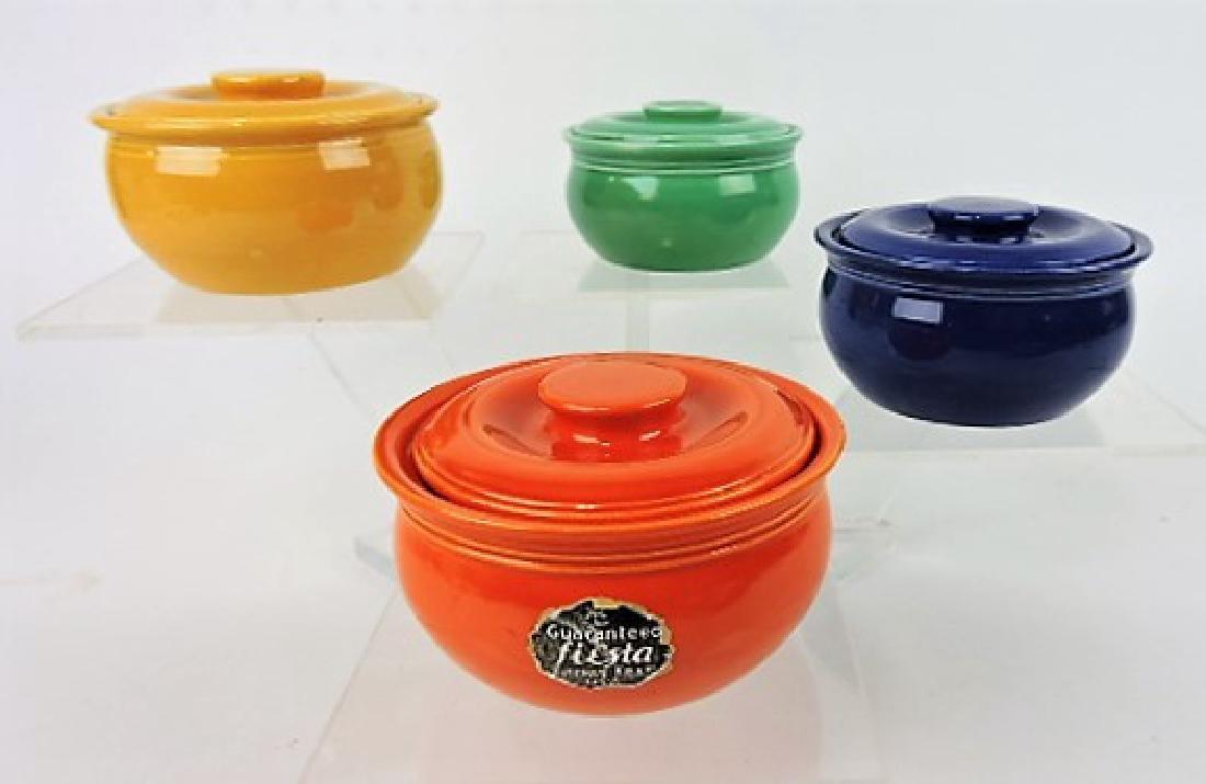 Fiesta Kitchen Kraft set of 4 individual
