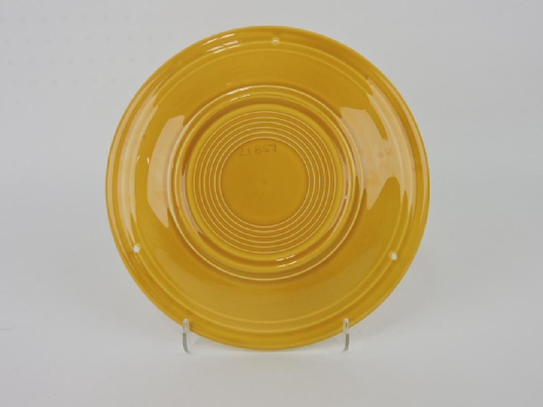 """RARE Fiesta 10"""" plate, Casualstone style - 2"""